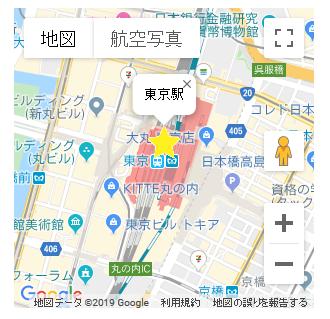 Google Maps APIでデフォルトの位置で吹き出し(情報ウィンドウ)を表示