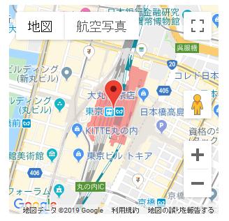 Google Maps APIでデフォルトのマーカーを表示