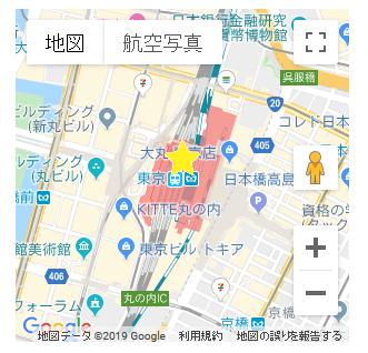 Google Maps APIでオリジナルのマーカーを表示